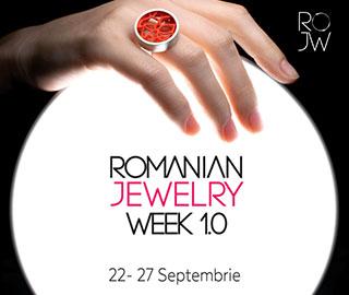 2nd November 2020<br>Romanian Jewelry Week